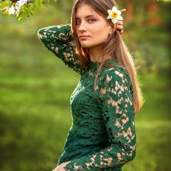 Все цветёт и расцветает