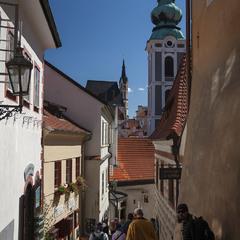 Улочками Чехии...