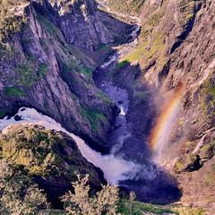 Водопад Ворингфоссен.