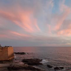 Фантастические закаты Альгеро