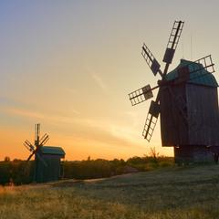 Наша жизнь — ветряная мельница