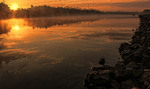 Утро на гребном канале