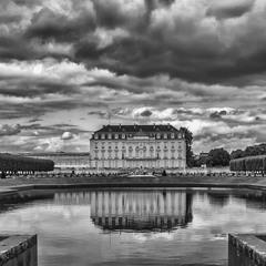 Дворец Аугустусбург, или «Рейнский Версаль»