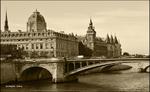 Париж осенний
