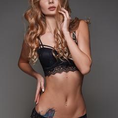 Lingerie , белье,  модель