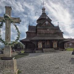 Храм в Ворохте