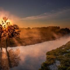 Сонце сходить над Тясмином