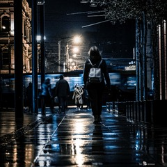 Moments of streetlife