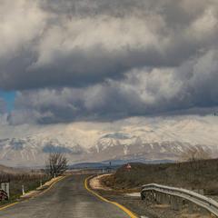 По дороге на Хермон