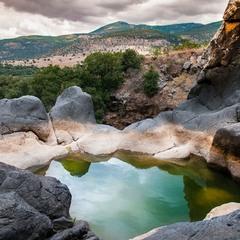 Порог водопада