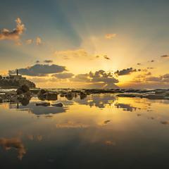 Яффские закаты