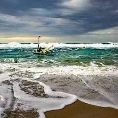 В ожидании выхода в море