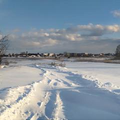 Замітає снігом дороги