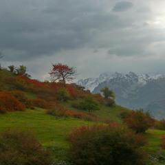 Погода в горах переменчива