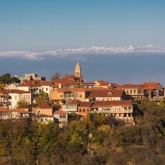 Сігнагі, Грузія