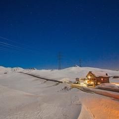 Швейцарія, гора Santis