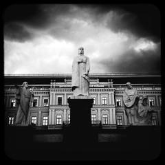 «Княгиня Ольга» (Monument to Princess Olga) фото 17.07.2013