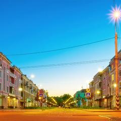 Краматорск, ул. Триумфальная