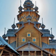 Скит в Святогрорске