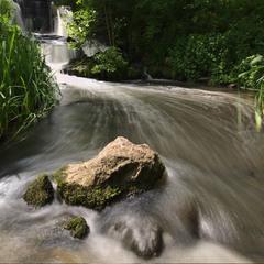 Винницкий водопад