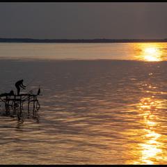 Світанкова рибалка