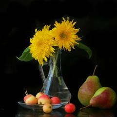 Грушки-яблочки