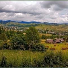 Гірське село ...