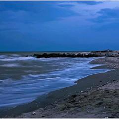 Знову штормило Азовське море...