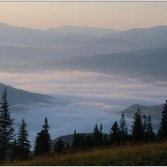 Озеро тумана