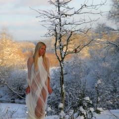 феям также холодно
