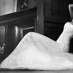 Рекламный борд для Slanovskiy (свадебные платья)