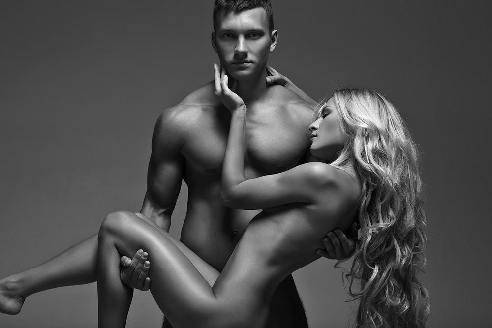 Мужчина И Женщина Красивое Фото Обнаженных