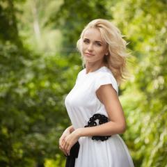 портрет Лилии Ребрик
