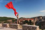 на просторах Греції