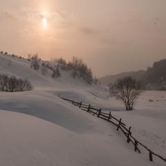 Зимонька-зима...