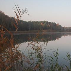 Осінь на Голубих озерах