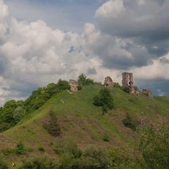 Про Губківський замок