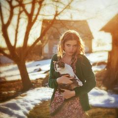март и кошки