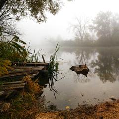 Осени тихая печаль
