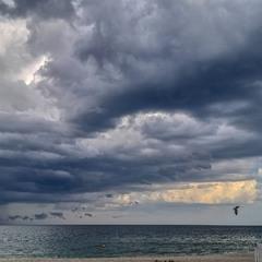 О погоде в Одессе - не солнечно...