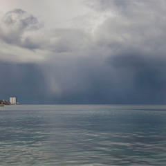 Приближение  шторма