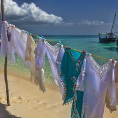 флаги острова Накупенда