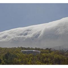 Облачный фронт