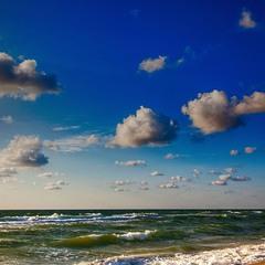 Весёлое море , хорошая погода