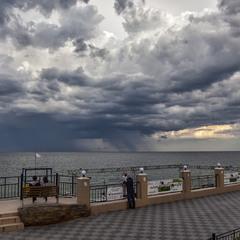 О погоде в Одессе - снова  будет дождь...