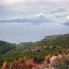 Хорватские просторы