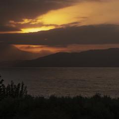 Закат над Критом