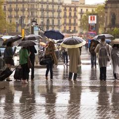Дождь идет для тех, у кого нет зонта.