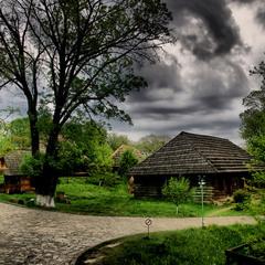 Маленьке українське село