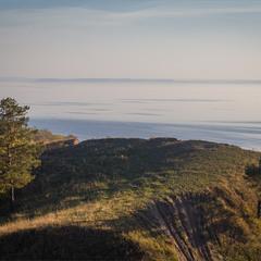 Вид з гори Пивиха.